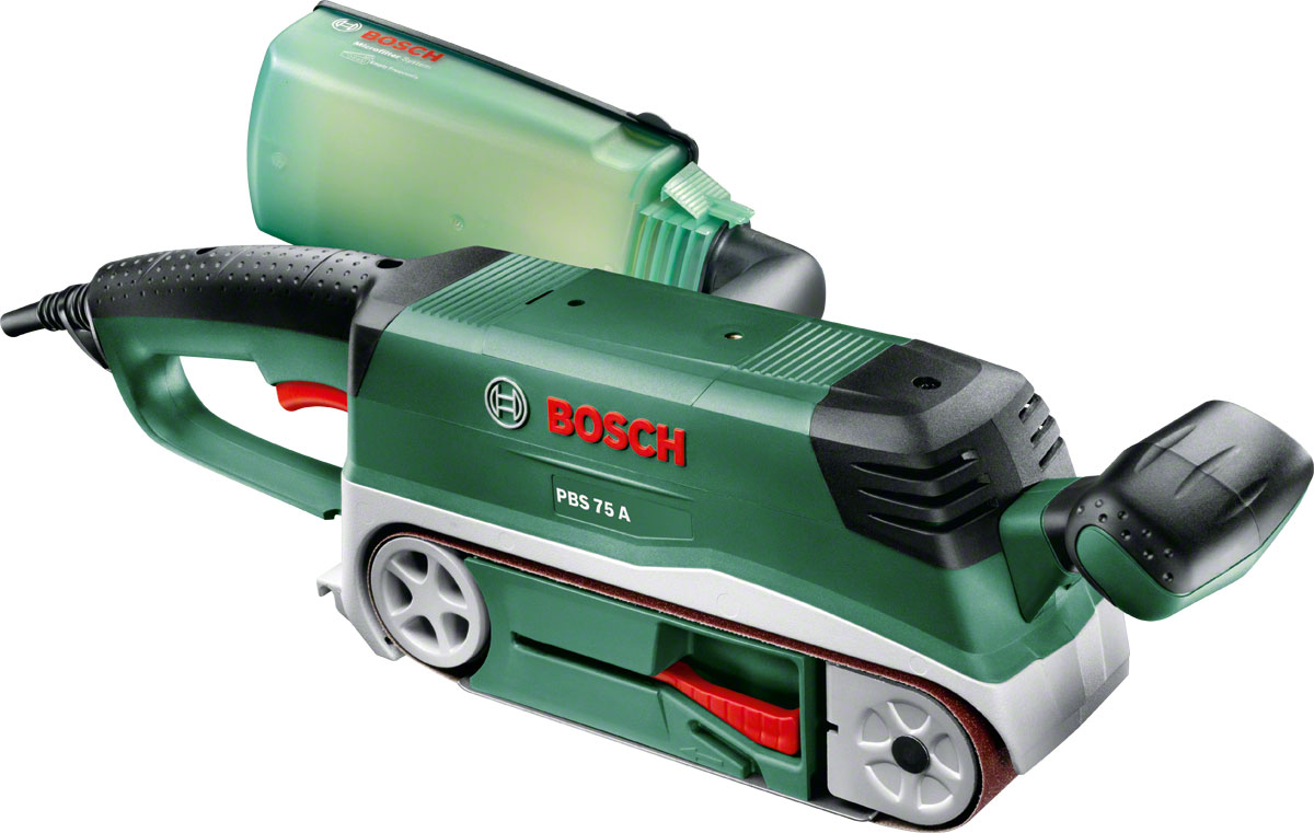 Шлифмашина ленточная Bosch PBS 75 A (06032A1020) цена