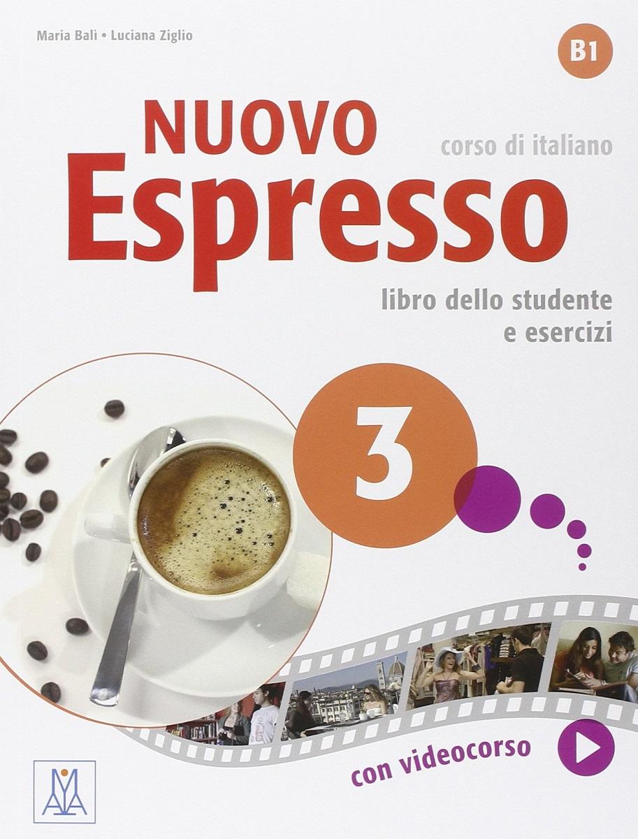 Nuovo Espresso 3: Libro dello studente e eserciziario nuovo espresso 1 libro dello studente e esercizi corso di italiano dvd rom