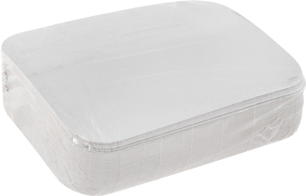 """Набор крышек к алюминиевой форме для запекания """"Формация"""", 100 штук. CR29L"""
