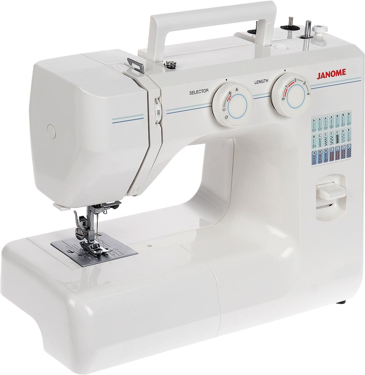 Швейная машина Janome 2004 janome tm 2004