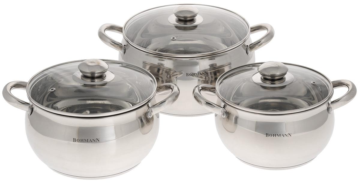 """<b>Набор посуды</b> """"Bohmann"""", <b>6 предметов</b> — купить в интернет ..."""