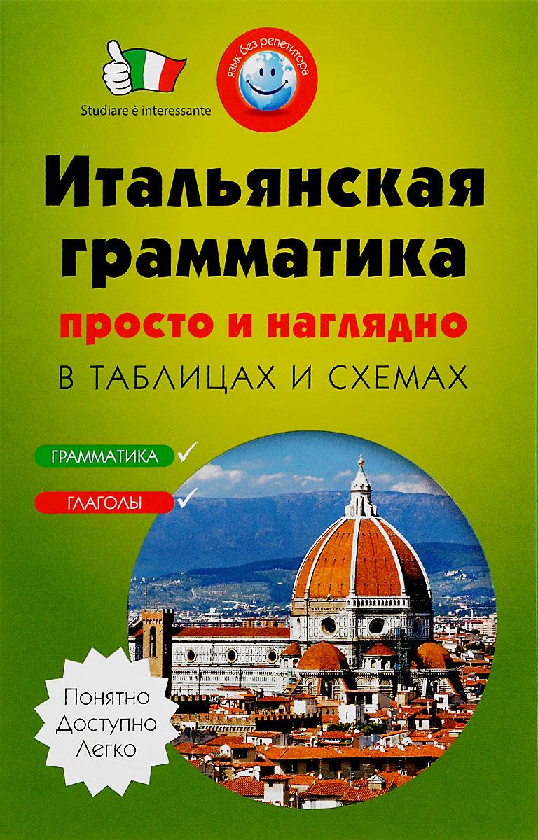 Г. В. Гава, Н. Ю. Конева Итальянская грамматика просто и наглядно. В таблицах и схемах (комплект из 2 книг)