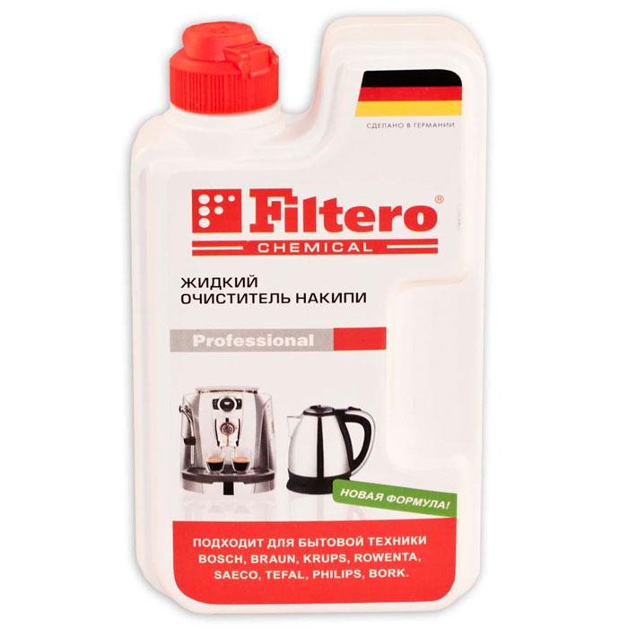 Filtero жидкий очиститель накипи, 250 мл утюги philips инструкция