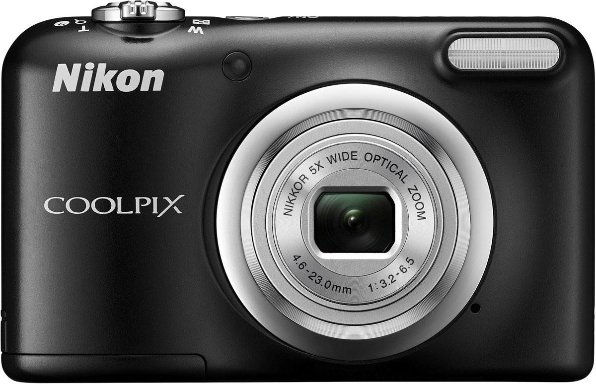 Компактный фотоаппарат Nikon CoolPix A10, Black