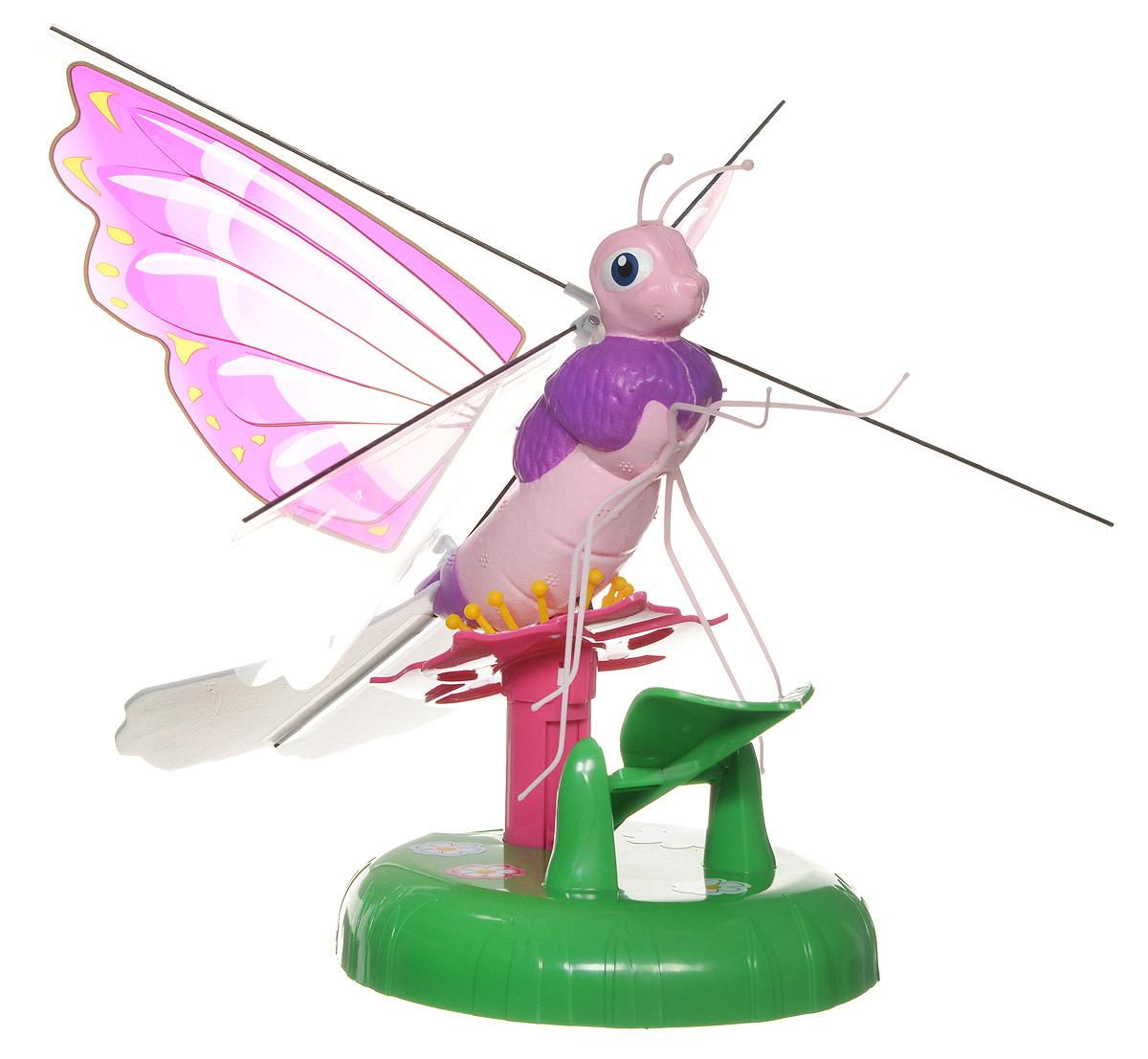 Splash Toys Интерактивная игрушка Летающая бабочка Kaly tinbo toys бабочка