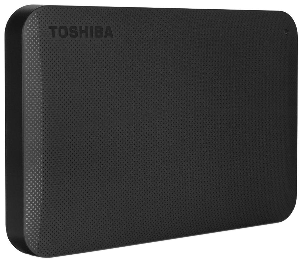Внешний жесткий диск Toshiba Canvio Ready 2TB, HDTP220EK3CA, black цены онлайн
