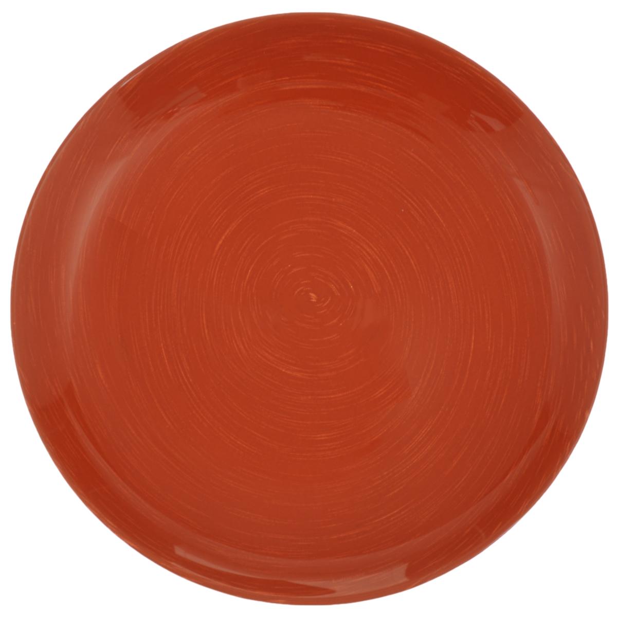"Тарелка десертная Luminarc ""Stonemania Red"", диаметр 20,5 см"