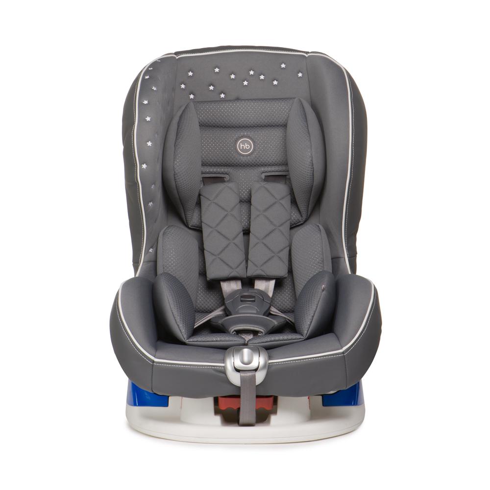 Happy Baby Автокресло Taurus V2 Grey до 18 кг happy baby автокресло taurus v2 beige до 18 кг