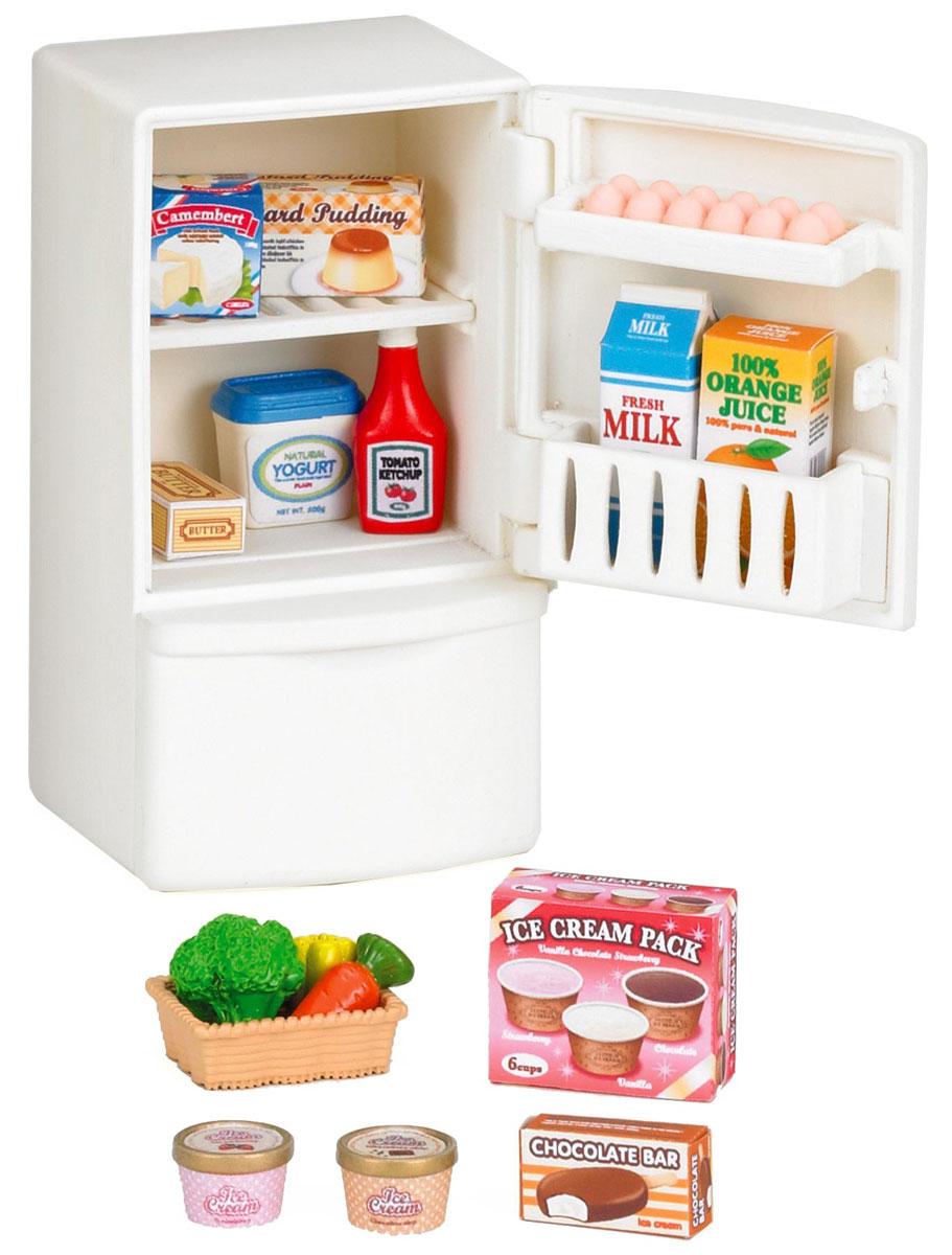 Sylvanian Families Игровой набор Холодильник с продуктами