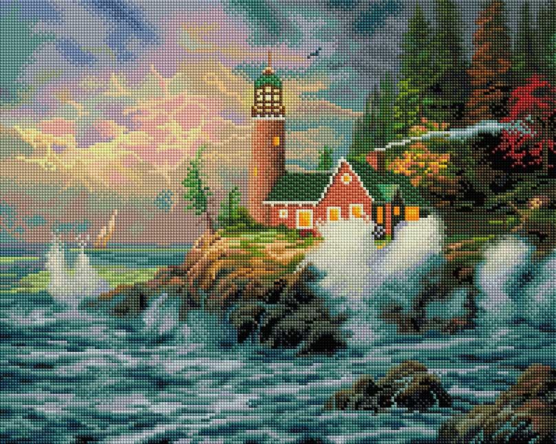 Набор для создания мозаики Белоснежка Бушующая стихия набор для создания мозаики белоснежка бушующая стихия