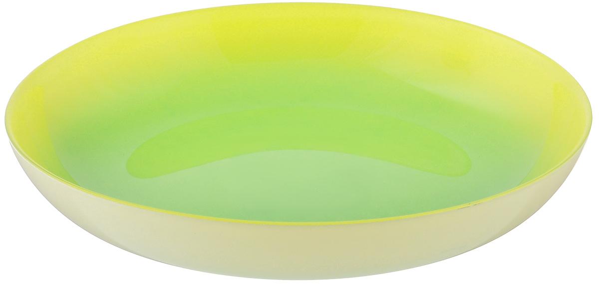 Тарелка глубокая Luminarc Fizz Mint, диаметр 20 см тарелка luminarc fizz lemon диаметр 25 см