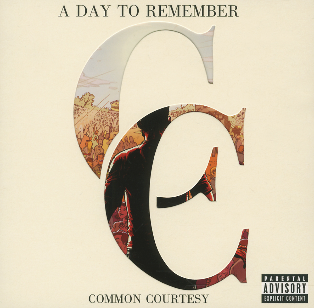 A Day To Remember Remember. Common Courtesy (CD + DVD)