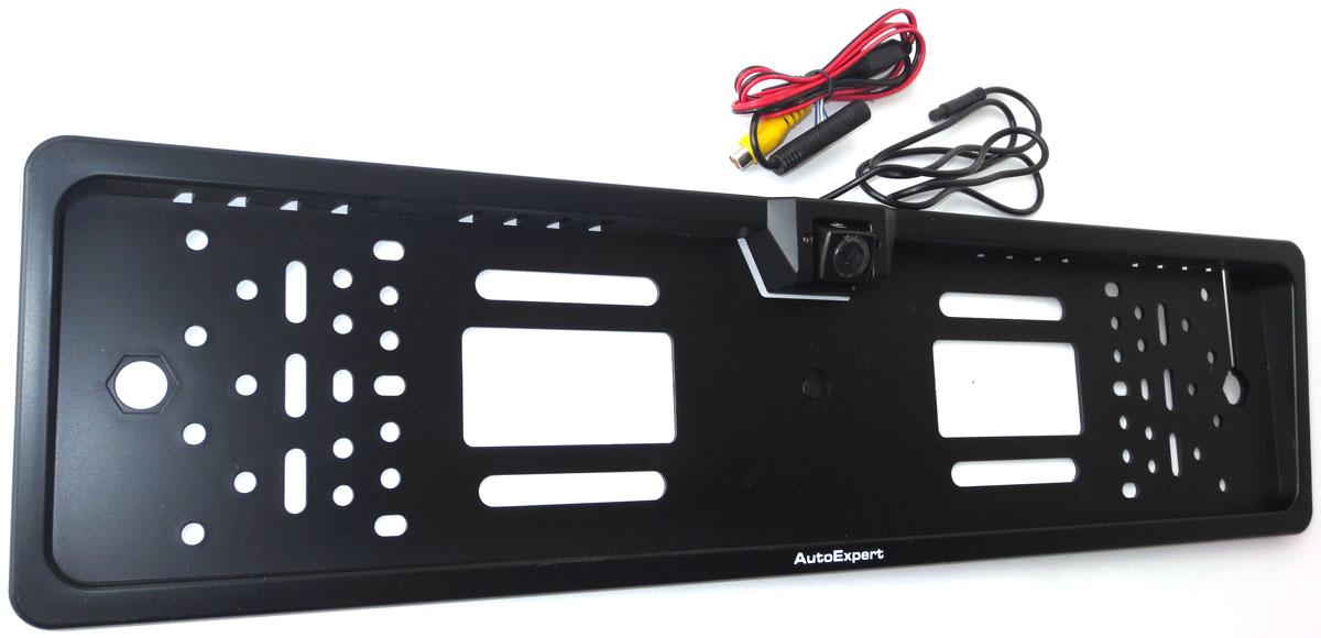 AutoExpert VC 204, Black автомобильная камера заднего вида autoexpert vc 206 black автомобильная камера заднего вида