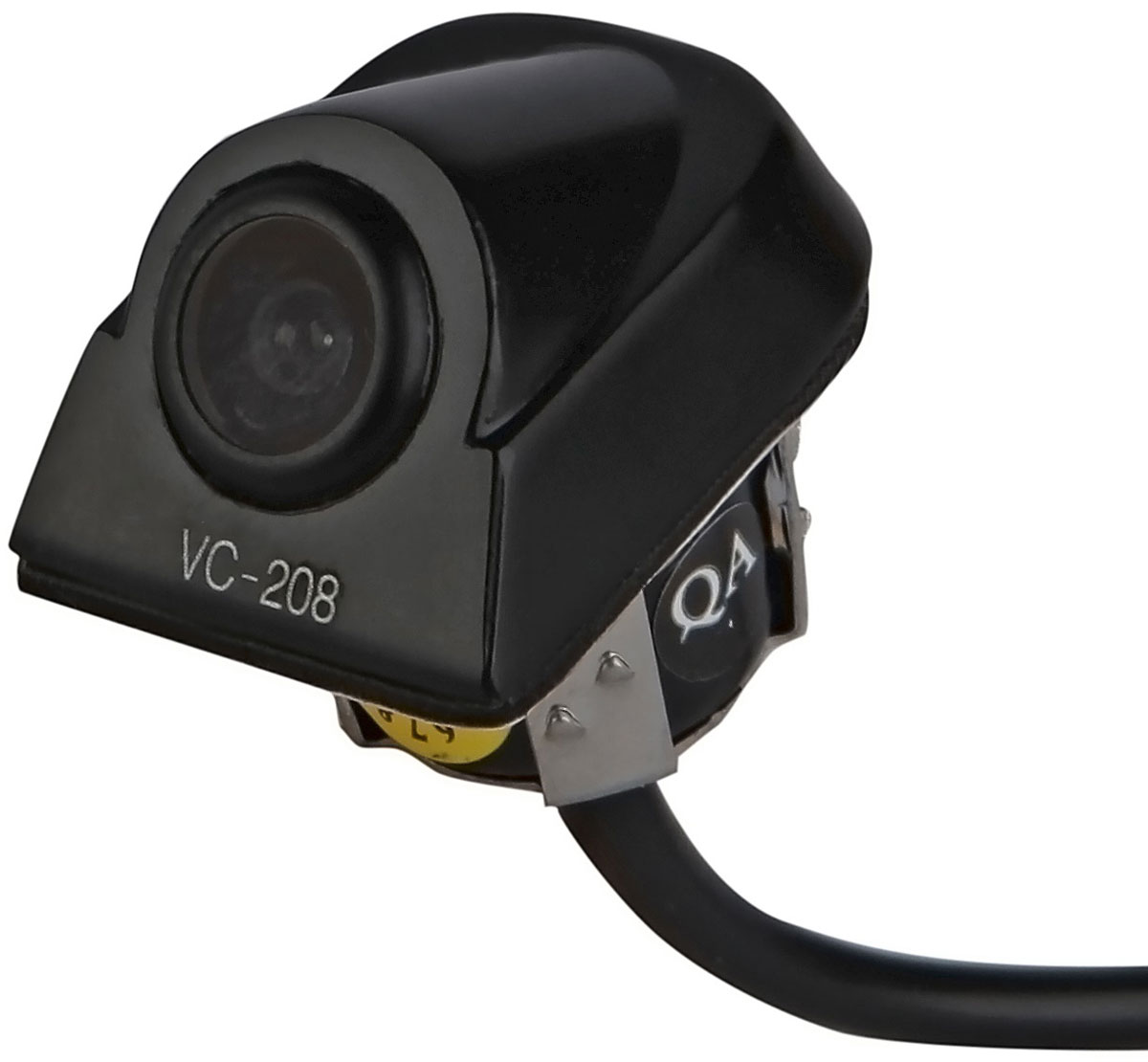 AutoExpert VC 208, Black автомобильная камера заднего вида autoexpert vc 206 black автомобильная камера заднего вида