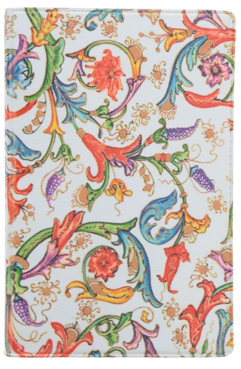 Визитница Mitya Veselkov дизайнерские часы mitya veselkov райский сад лиловый color 46