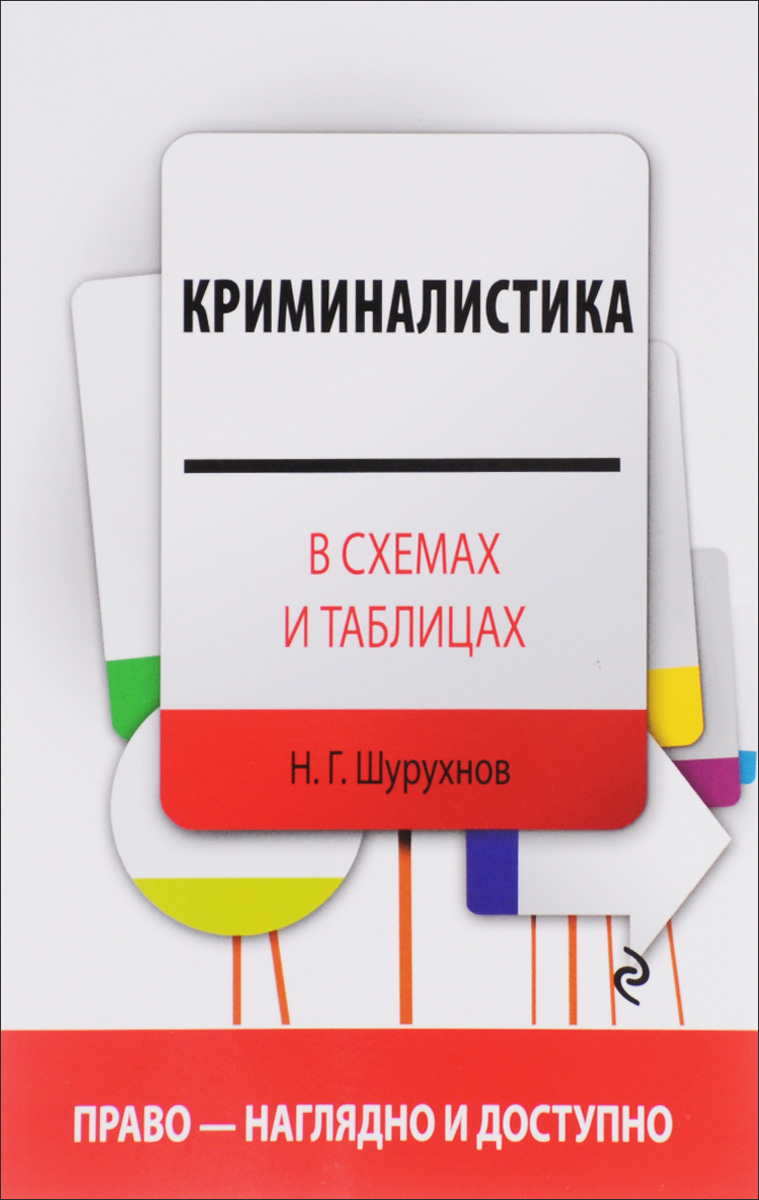 Н. Г. Шурухнов Криминалистика в схемах и таблицах