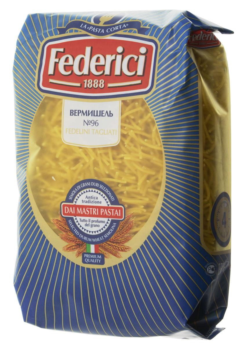 Federici Вермишель макаронные изделия, 500 г