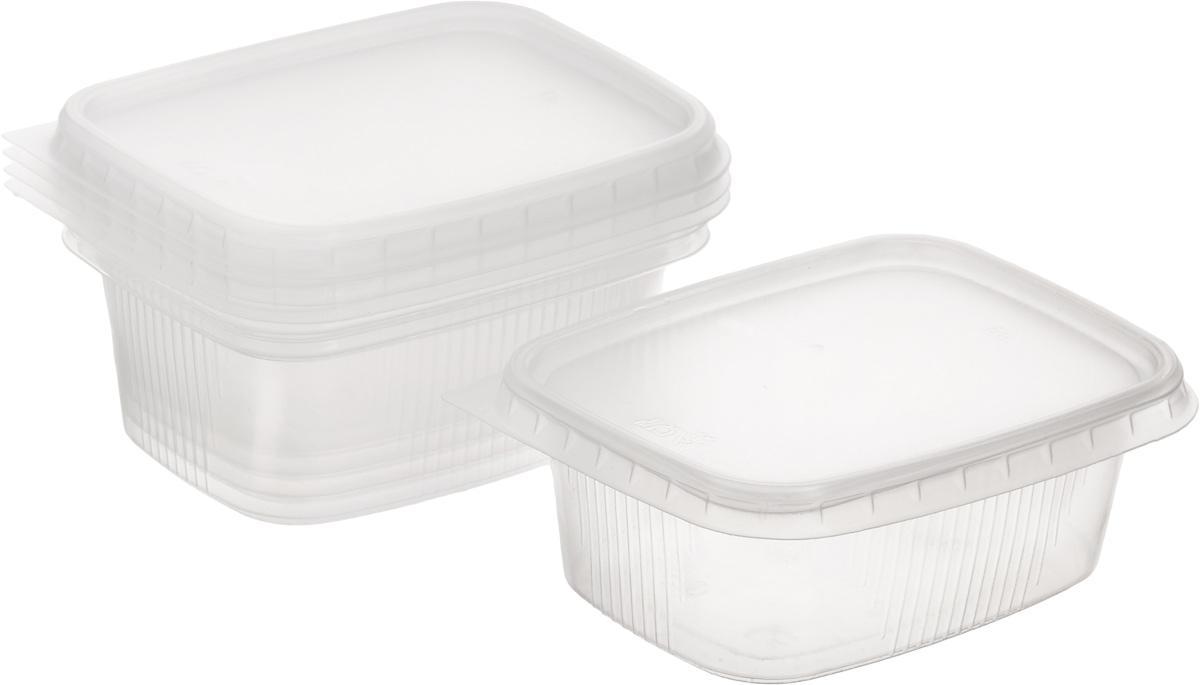 Контейнеры для заморозки зелени Хозяюшка Мила, 200 мл, 5 шт пакет для запекания хозяюшка мила 30 х 40 см 5 шт
