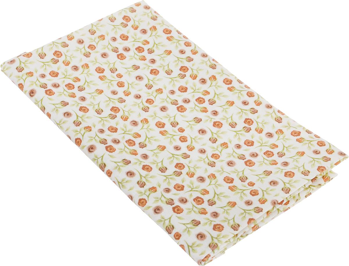 Ткань для пэчворка Артмикс Акварельные розочки, 48 х 50 см. AM572006 сколько ткани нужно для пошива 2 х спального комплекта