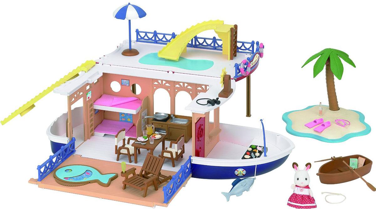 Sylvanian Families Игровой набор Круизный корабль