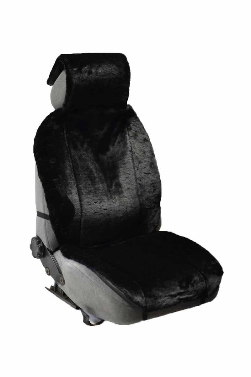 Накидка Auto Premium, на полное сидение, цвет: черный портативная кофеварка для автомобиля handpresso auto