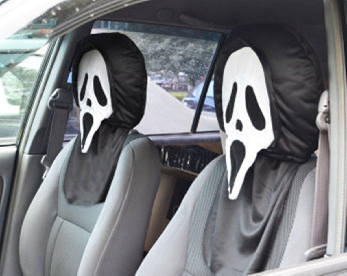 Фото - Чехол на подголовник Auto Premium Крик авто