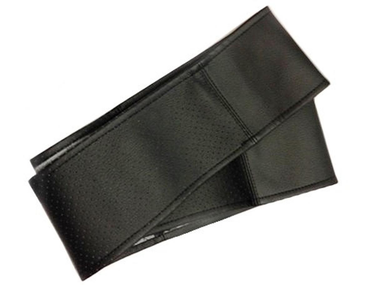 цена на Оплетка на руль со шнуровкой Auto premium. Размер XL (41-43), цвет: черный. 77111