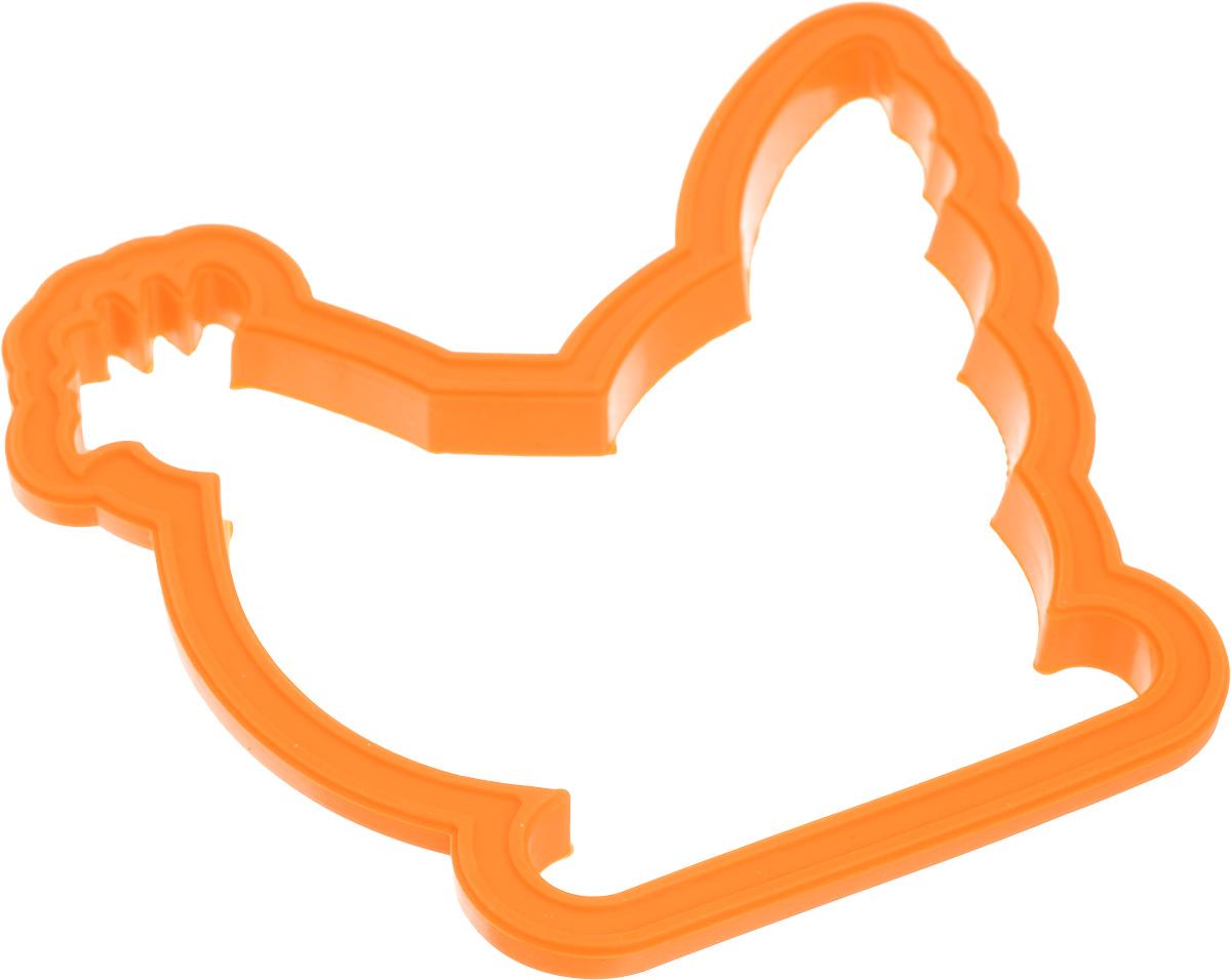 """Форма для яичницы """"Calve"""", цвет: оранжевый. CL-4564"""