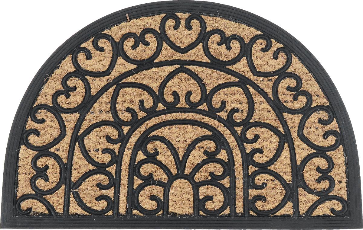 Коврик придверный SunStep Кружевной, 60 х 40 см коврик придверный sunstep ампир 60 х 40 см