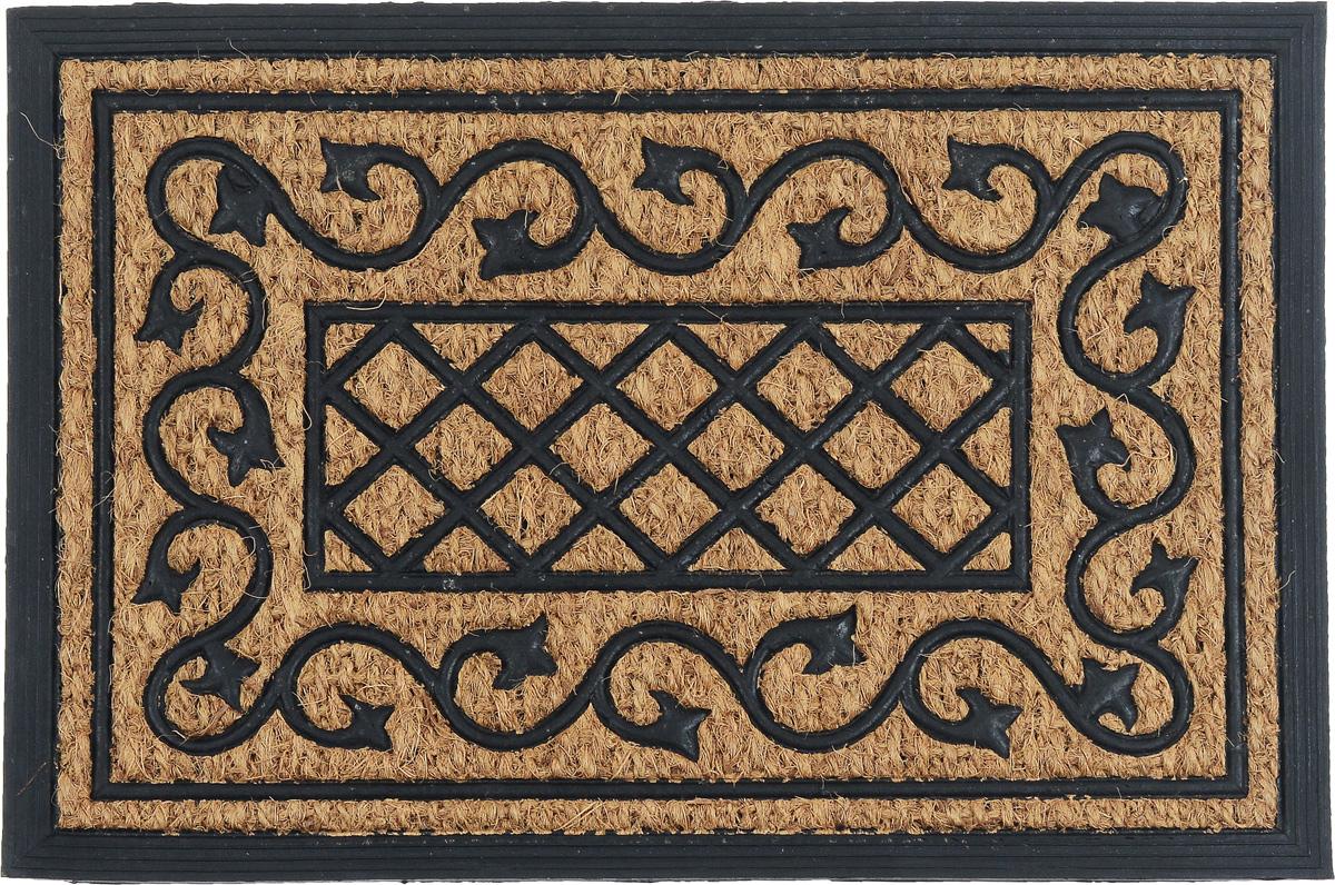 Коврик придверный SunStep Ампир, 60 х 40 см коврик придверный sunstep ампир 60 х 40 см