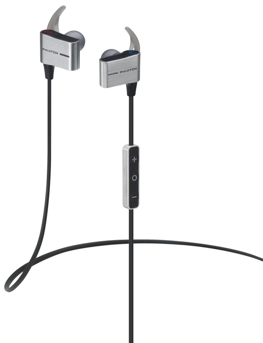 Беспроводные наушники Phiaton BT110, черный стоимость
