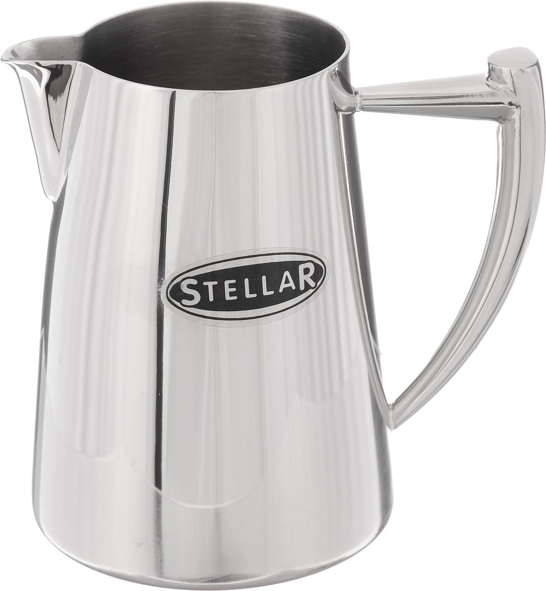 Молочник Silampos Art Deco, цвет: металл, 300 мл. 41281318SC58 silampos молочник art deco 0 6 л 41281318sc59 silampos