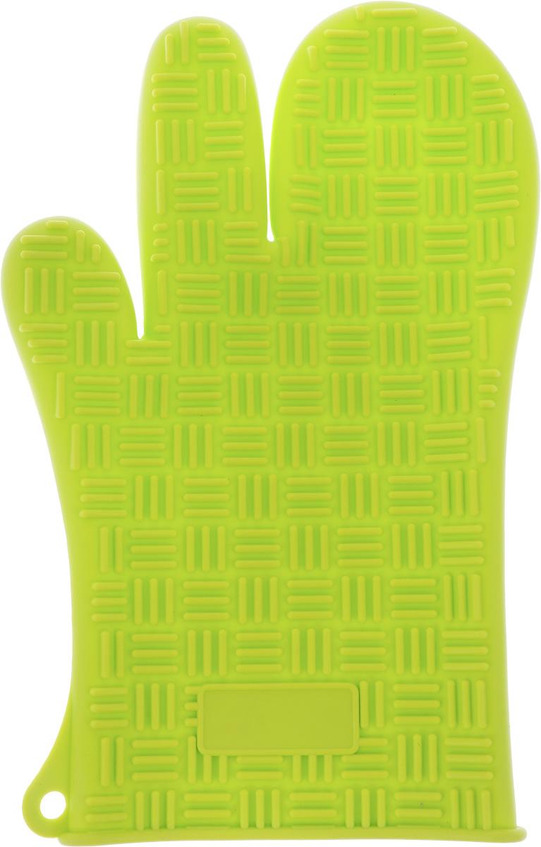 Прихватка-перчатка Mayer & Boch, силиконовая, цвет в ассортименте, 27 см х 17 см прихватка mayer