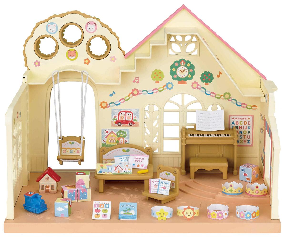 Sylvanian Families Игровой набор Лесной детский сад