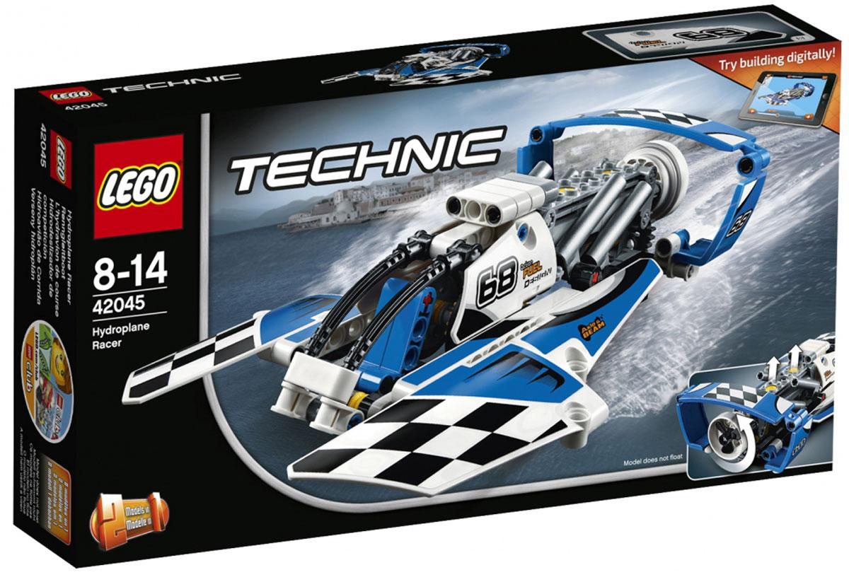 LEGO Technic Конструктор Гоночный гидроплан 42045
