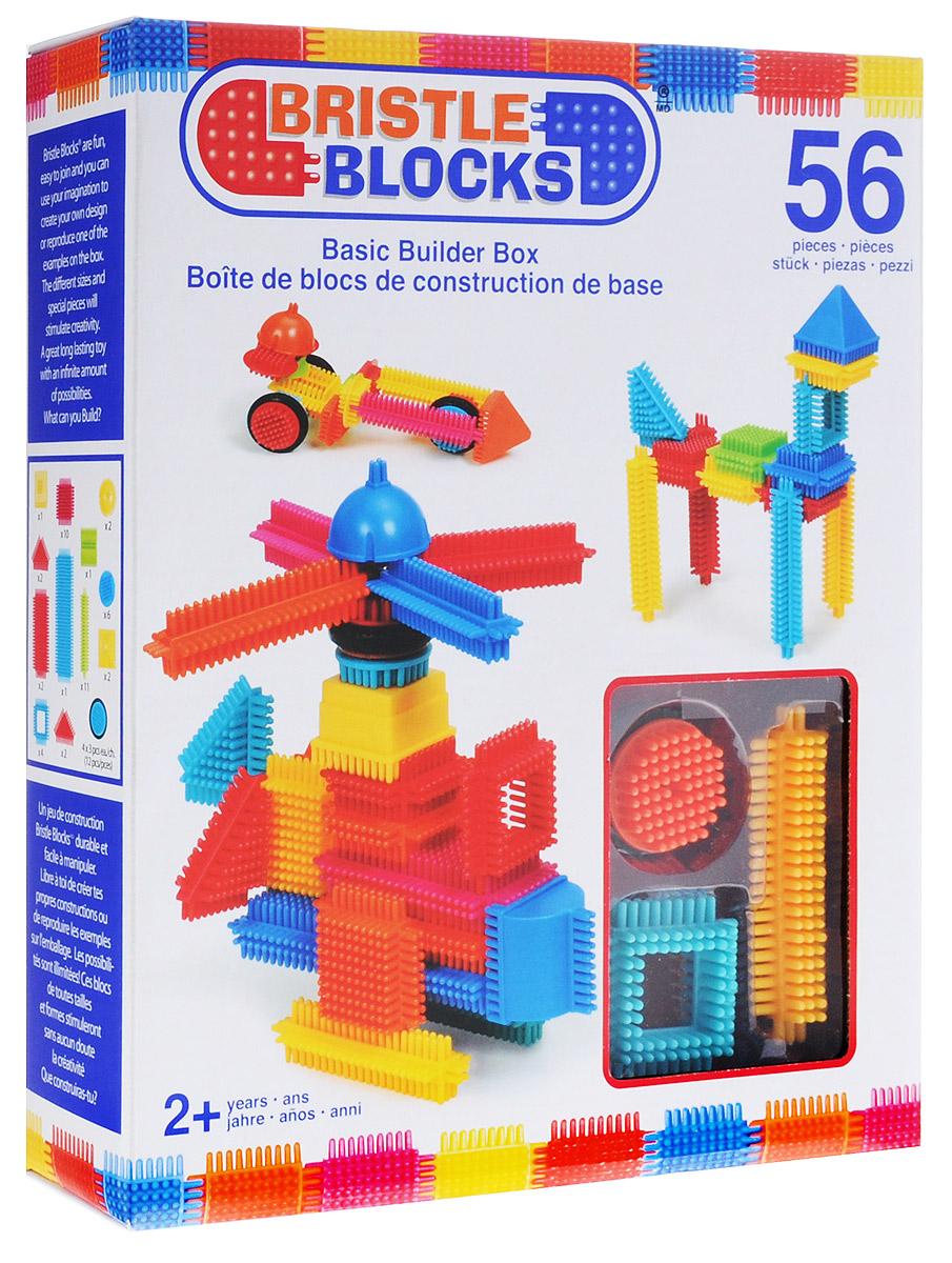 Bristle Blocks Конструктор игольчатый 56 деталей