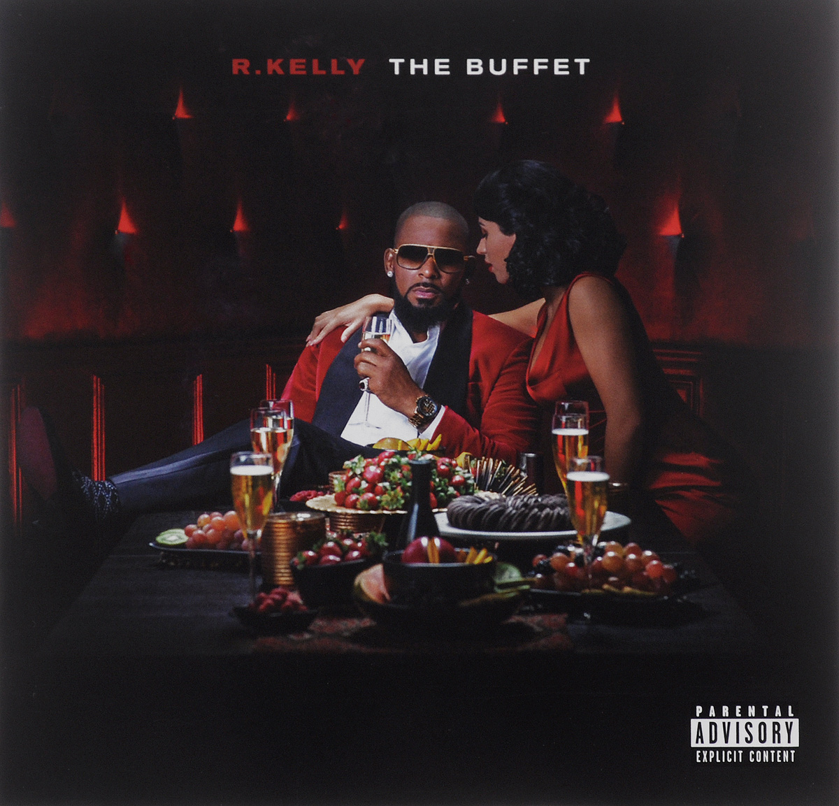 R. Kelly R. Kelly. The Buffet r kelly r kelly tp 3 reloaded