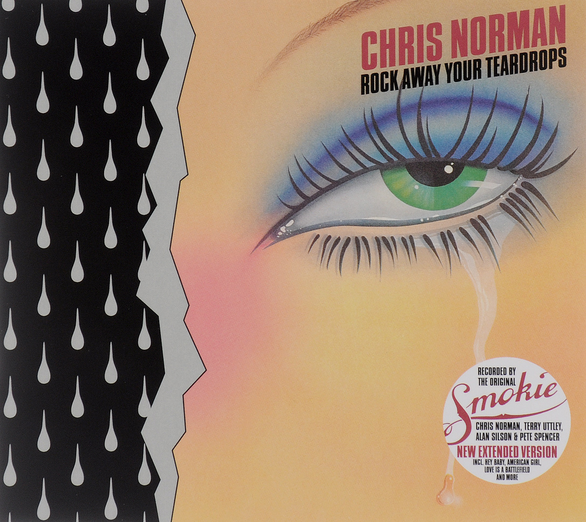 Крис Норман Chris Norman. Rock Away Your Teardrops. New Extended Version