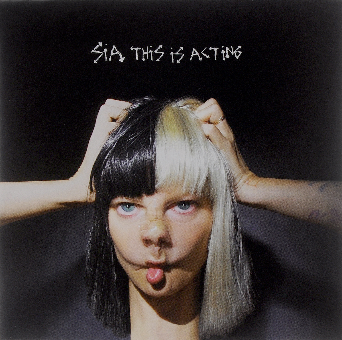 Sia Sia. This Is Acting цена