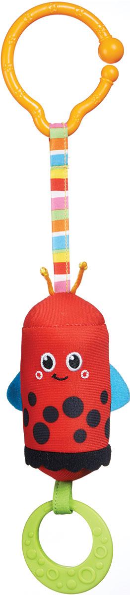 Tiny Love Игрушка-подвеска Божья коровка babyono музыкальная игрушка подвеска коровка