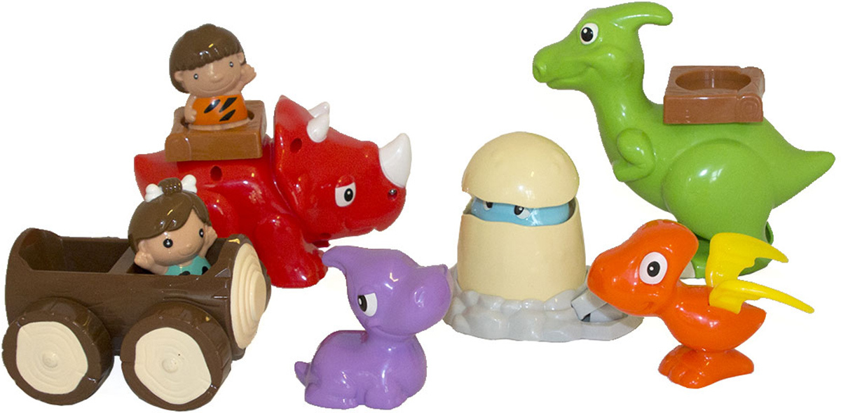Keenway Развивающая игрушка Дино Парк
