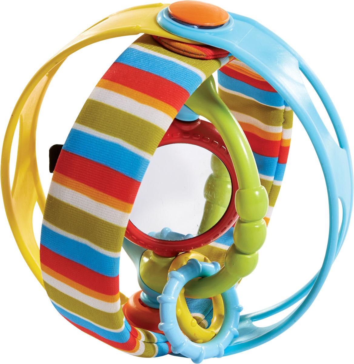 цена на Tiny Love Развивающая игрушка Вращающийся бубен