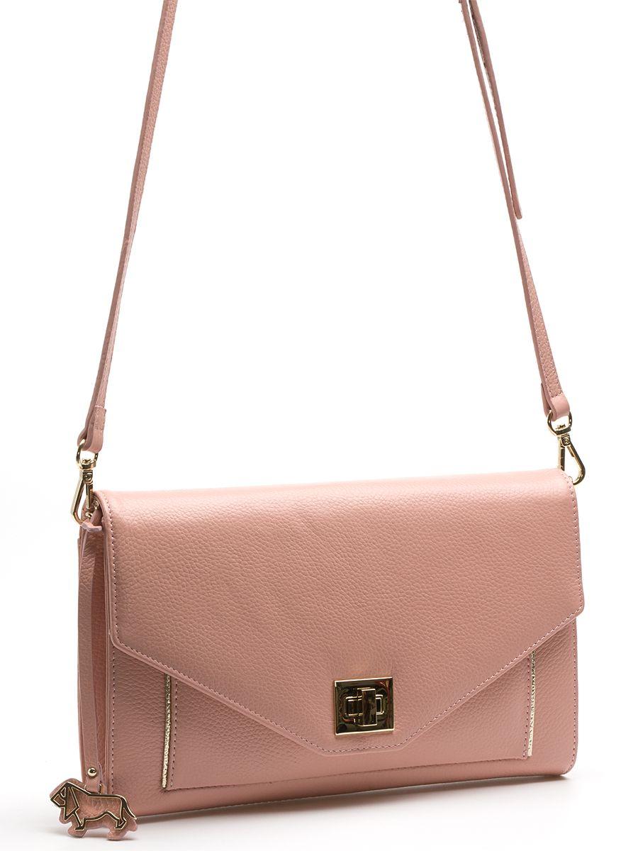 Сумка женская Labbra, цвет: светло-розовый. L-11311-1 цена и фото