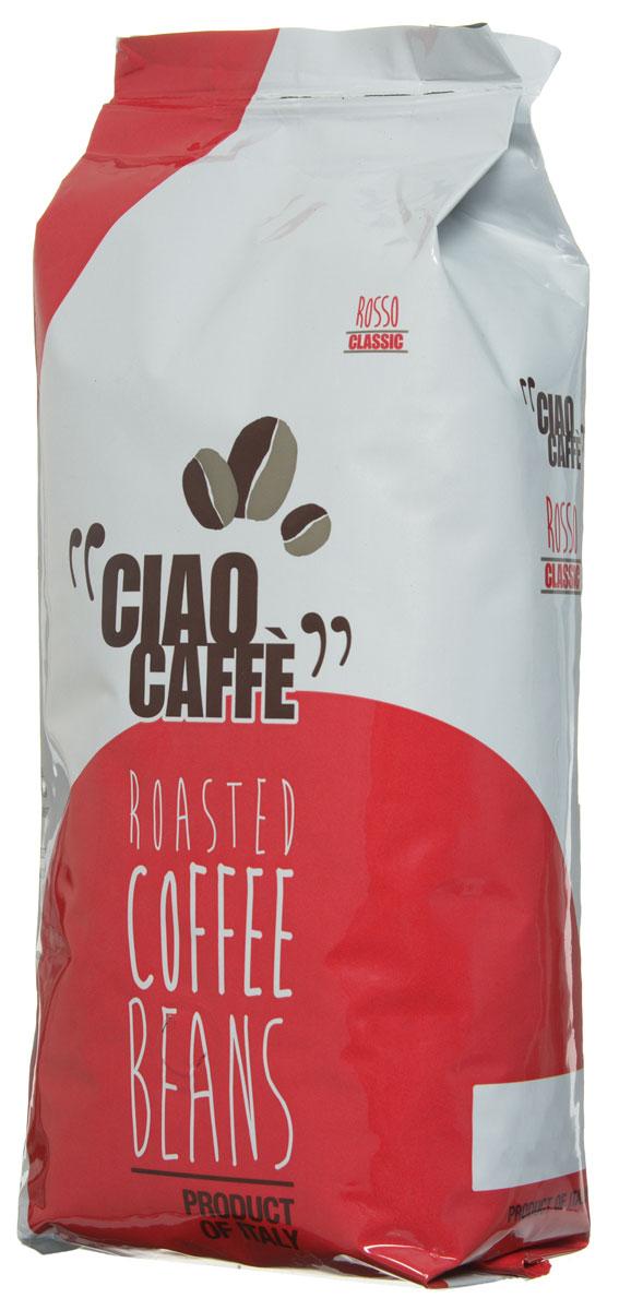 цена на Ciao Caffe Rosso Classic кофе в зернах, 1 кг