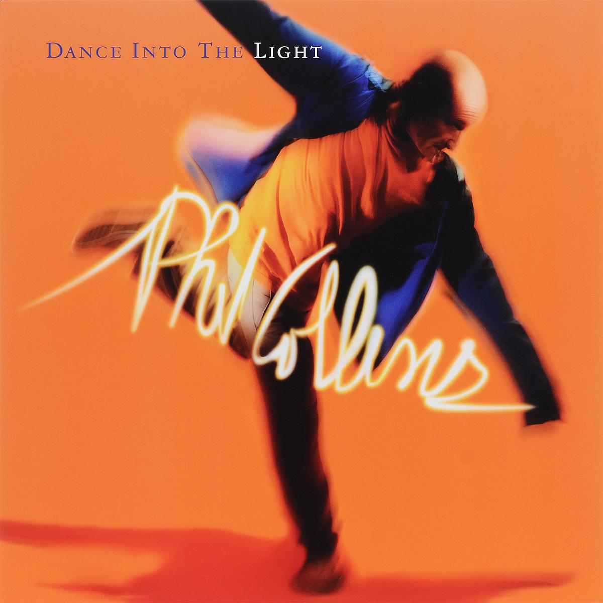 Фил Коллинз Phil Collins. Dance Into The Light (2 LP)