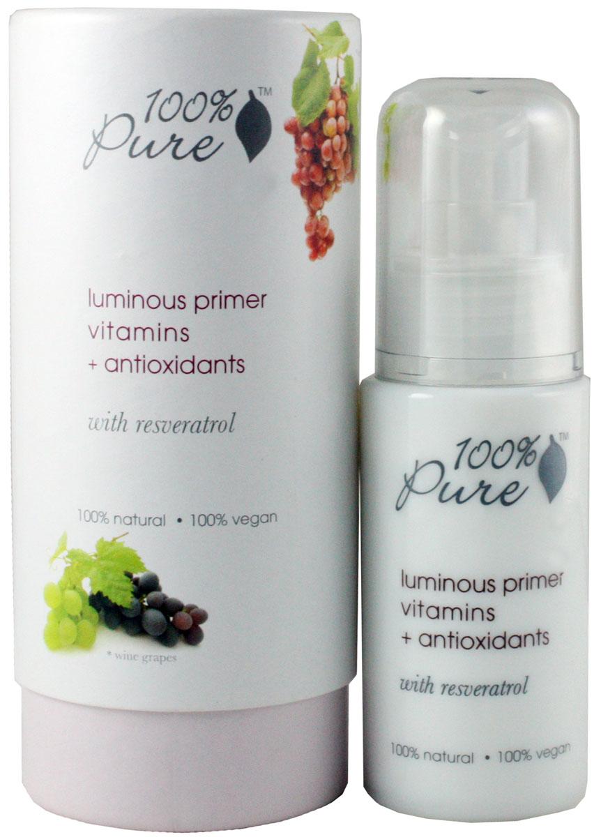 Основа под макияж 100% Pure 1CFP
