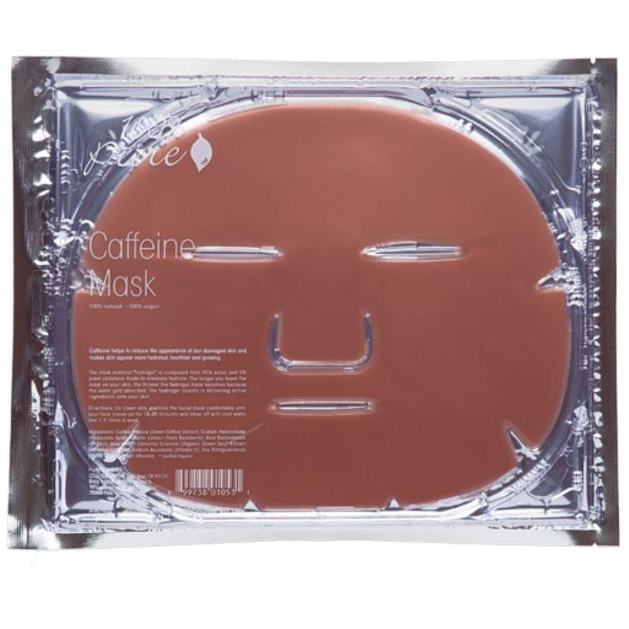 100% Pure Набор восстанавливающих кофейных масок, 5 шт x 60 г