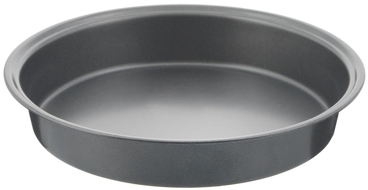 Форма для выпечки Bekker Koch, круглая, с антипригарным покрытием, диаметр 24,5 см форма для выпечки berghoff perfect slice круглая с инструментом для нарезания диаметр 22 см