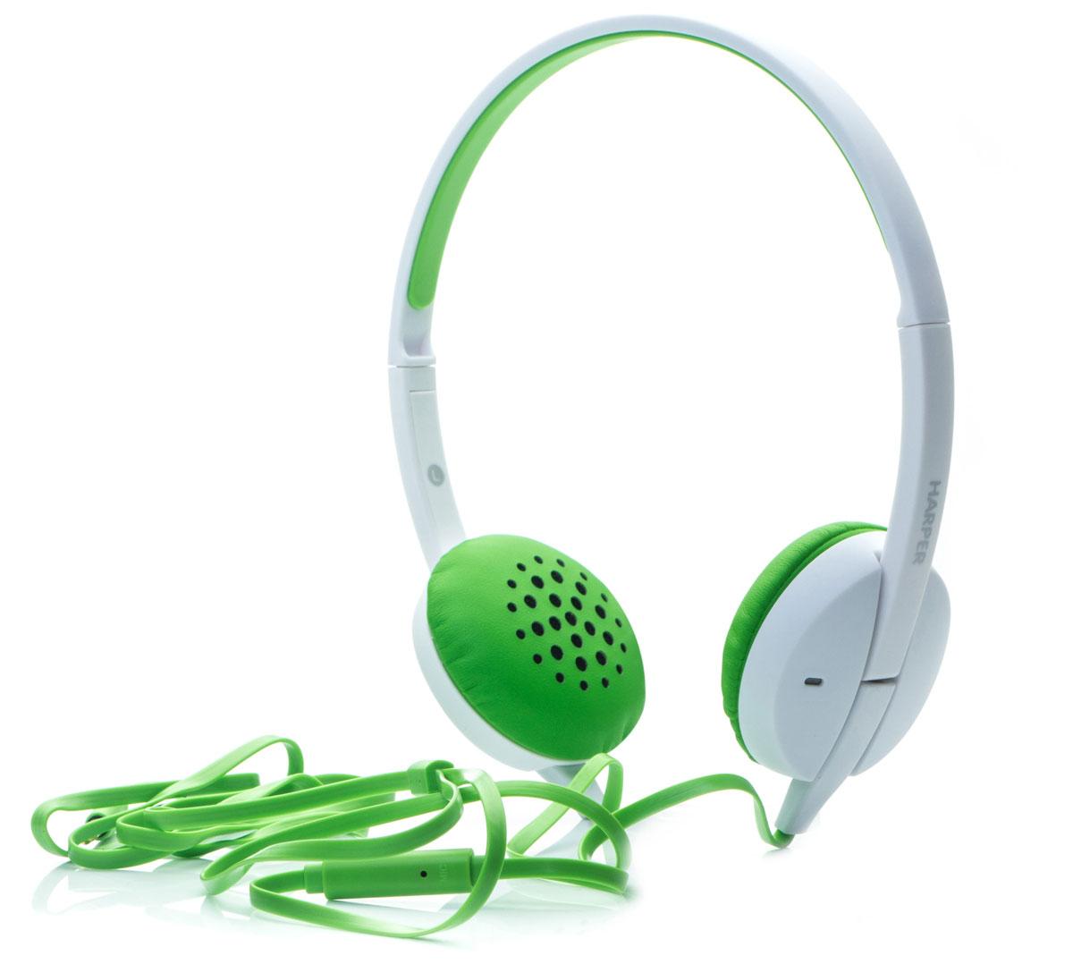 Harper HN-300, Green наушники стоимость