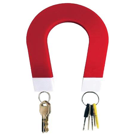 Держатель для ключей Эврика Магнит держатель для книг 14 х 9 х 22 см